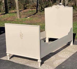 Twin bed (from Germany) very sturdy for Sale in Midlothian, VA