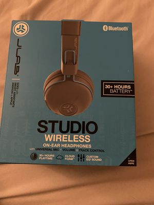 BRAND NEW JLAB Studio Wireless Headphones for Sale in Columbia, MD