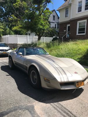 1982 Chevy Corvette Collectors Edition for Sale in Staten Island, NY