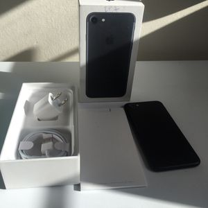 Unlocked iPhone 7 With Extras for Sale in Hyattsville, MD