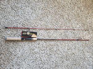 New Berkley Cherrywood Fishing Rod and Hooks for Sale in Scottsdale, AZ