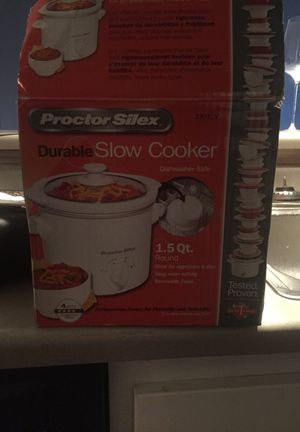 Slow cooker for Sale in Moreno Valley, CA