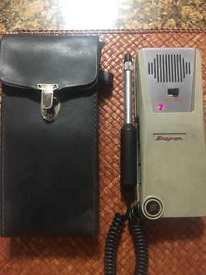 Freon leak detector snap-on for Sale in Miami, FL