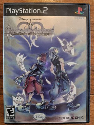Kingdom Hearts Re: Chain of Memories (PS2) for Sale in Fort Lauderdale, FL