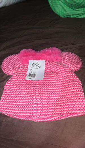Brand new Minnie Mouse beanie for 7-10 years old for Sale in Santa Ana, CA