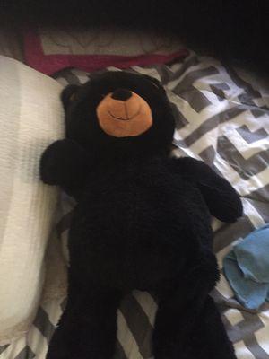 Black teddy bear for Sale in Menifee, CA