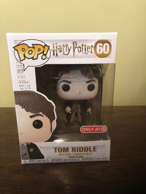 Tom Riddle Sepia Exclusive Funko POP for Sale in Centreville, VA