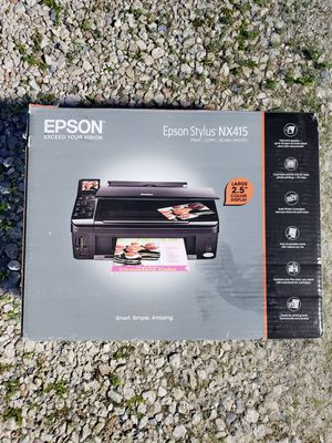 EPSON Stylus NX415 printer for Sale in Lake Charles, LA