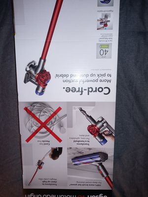 Dyson Vacuum for Sale in Hudson, MA