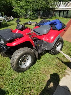 1999 Kawasaki prairie 400 4x4 for Sale in Crownsville, MD