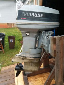 1986 40 Horsepower Evinrude Fs / Trade for Sale in Moore,  SC