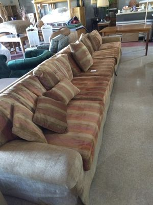 Really long sofa or sectional for Sale in Scottsdale, AZ