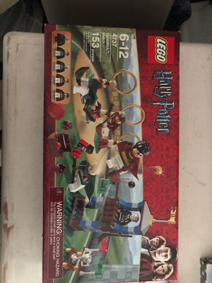 Harry Potter Lego #4737 for Sale in Burbank, CA