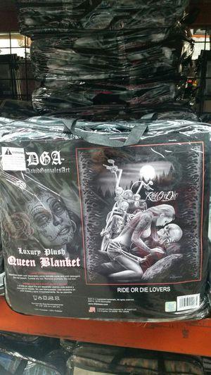 DGA ART BLANKETS for Sale in Baytown, TX
