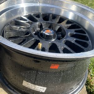 Deep dish Wheels For Honda for Sale in Moreno Valley, CA