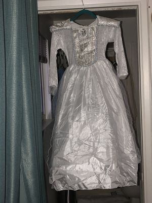 White princess unicorn Halloween dress for Sale in Redwood City, CA