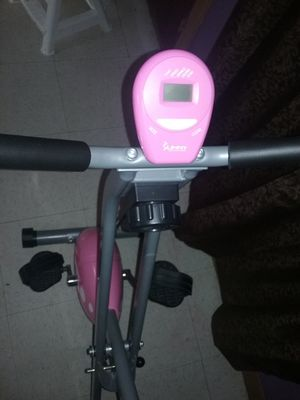 Sunny health & fitness running bike for Sale in Frostproof, FL