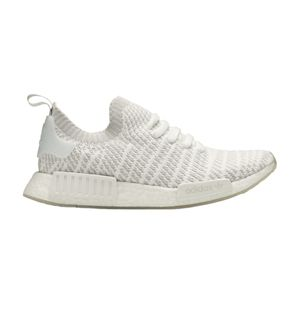NEW Adidas NMD R_1 STL Primeknit Cloud White Men's Size 9.5 for Sale in Norwalk, CA