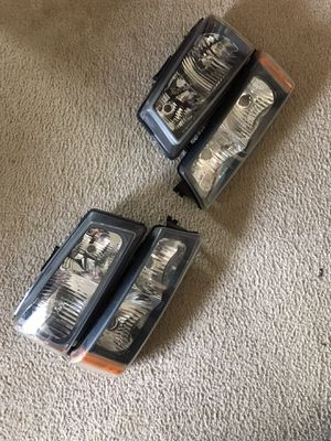 03-07 Chevy Silverado headlights for Sale in Rockville, MD