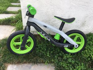 Chillafish BMXie kids / toddler balance bike bicycle excellent condition! for Sale in San Diego, CA
