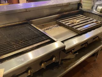 Char Grill And Flat Top for Sale in Sicklerville,  NJ
