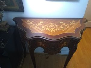 Spanish Carved Console Table for Sale in Rockville, MD