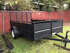 Trailer for Sale in Des Moines, WA
