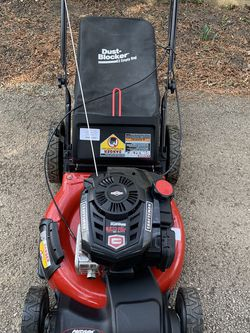 Craftsman Platinum 7.25 HP Self Propelled Lawnmower for Sale in Lombard,  IL