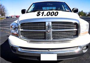 🔑2006 Dodge Ram 1500 SLT $1000🔑 for Sale in Hartford, CT