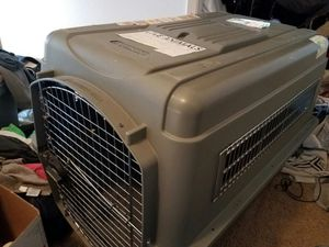 Extra large dog crate - airplane approved for Sale in Austin, TX
