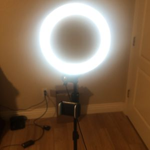 Selfie Ring Light Tripod for Sale in Antioch, CA
