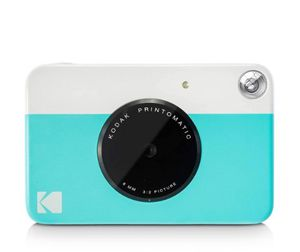 Kodak PRINTOMATIC 10.0 MP Compact Digital Camera - Blue for Sale in Plaquemine, LA