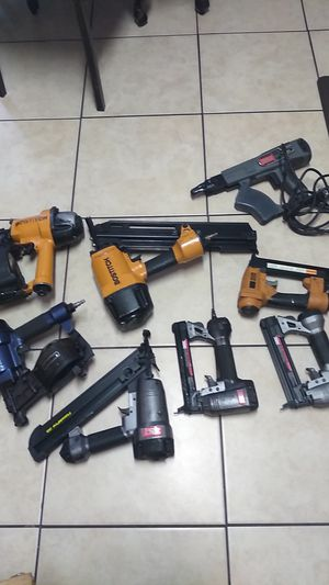 Nail guns for Sale in Tampa, FL