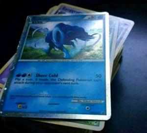 125 pokemon cards (1 legendary) for Sale in Fresno, CA