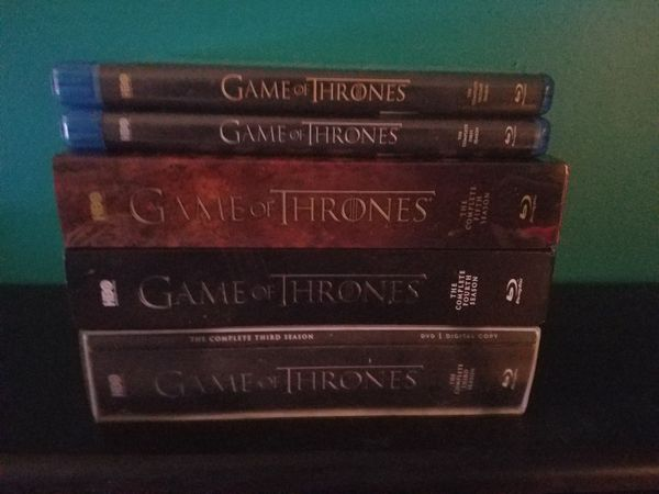 Game of Thrones Seasons 1-5 Blu-ray