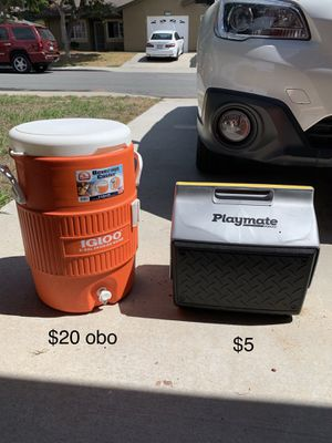 Coolers! for Sale in San Clemente, CA