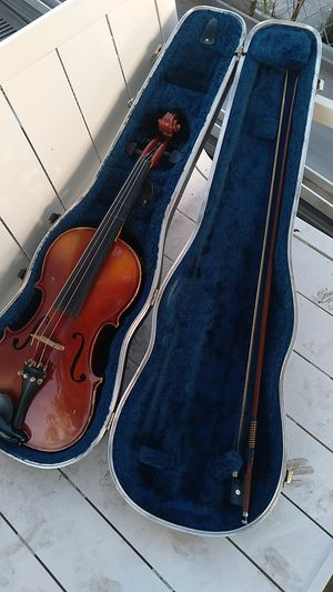 Wenzel kohler luby violin and bow for Sale in Palmetto Bay, FL