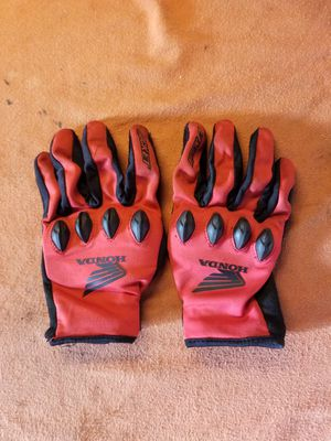 Joe Rocket Honda Motorcycle Gloves for Sale in CANAL WNCHSTR, OH