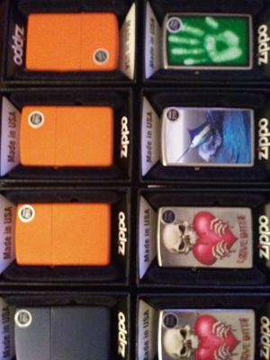 Zippo lighters for Sale in Alameda, CA