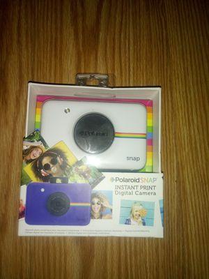 Polaroid SNAP Instant Print Digital Camera for Sale in Jacksonville, FL