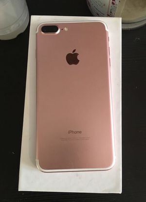 iPhone 7 Plus (32GB , 128GB , 256GB ) Factory Unlocked | 30 Days warranty| All colors Available for Sale in Zephyrhills, FL