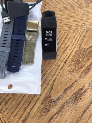 Fitbit charge 2 for Sale in Redwood City, CA