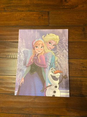 Frozen Canvas for Sale in Fresno, CA