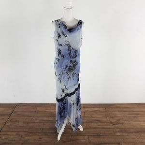 Papell Boutique Blue Evening Dress (1022534) for Sale in South San Francisco, CA