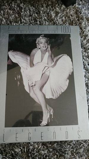 Marilyn Monroe puzzle game for Sale in Renton, WA