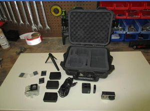 Go Pro Hero 4 Black Edition for Sale in St. Louis, MO
