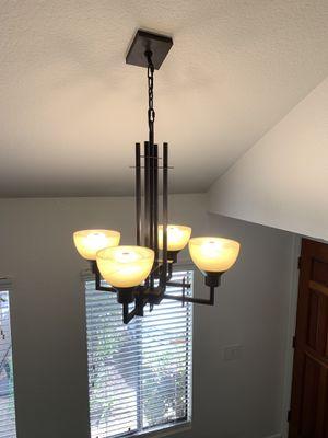 Hanging Light Fixture for Sale in Irvine, CA