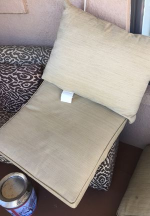 2 patio cushion sets for Sale in Bradenton, FL