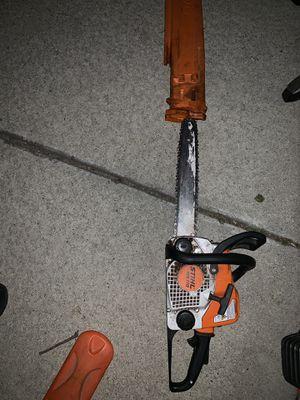 Stihl ms170 chainsaw for Sale in Lodi, CA
