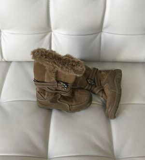 Toddler girl boots size 8 ( must be porch pick up) for Sale in Kent, WA